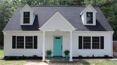 Gloucester Single Family Home For Sale: 4754 Hickory Fork Road