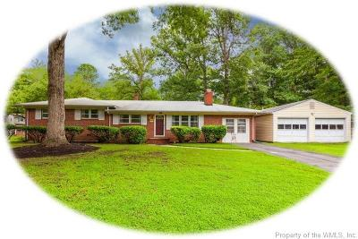 Druid Hills Single Family Home For Sale: 213 Oxford Road
