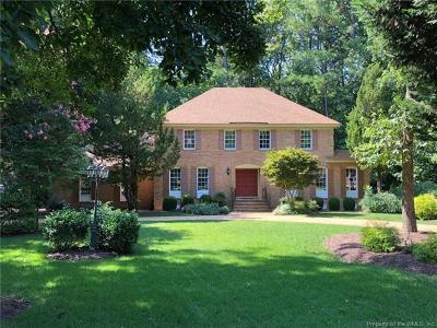 Williamsburg Single Family Home For Sale: 3 Whittakers Mill Road