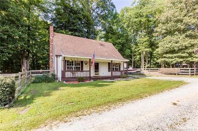 Single Family Home For Sale: 3931 Crosscreek Lane