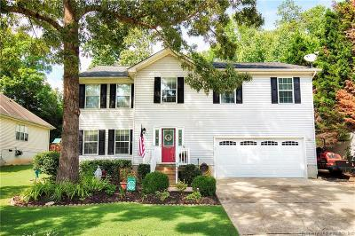 Single Family Home For Sale: 3949 Fox Hunt Trail