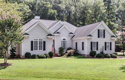 Fords Colony, Kingsmill Single Family Home For Sale: 176 Heritage Pointe