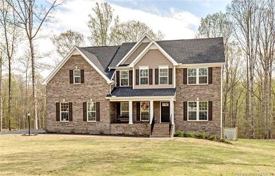 Liberty Ridge Single Family Home For Sale: 3635 Mallory Place