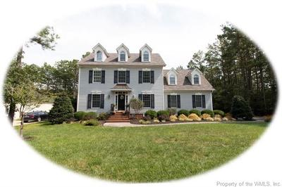New Kent County Single Family Home For Sale: 11687 Kings Pond Drive