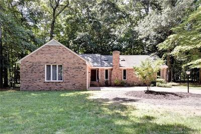 Kingsmill Single Family Home For Sale: 105 Peyton Road