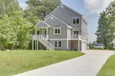 Single Family Home For Sale: 4029 South Riverside Drive