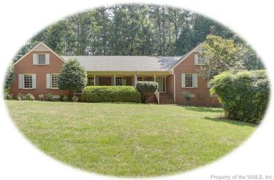 Kingsmill, Fords Colony, Governors Land Single Family Home For Sale: 110 Mathews Grant