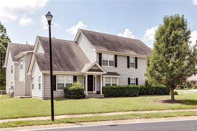 Claiborne Condo/Townhouse For Sale: 204 Desmonde Lane