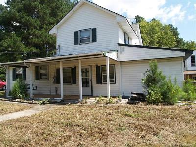 New Kent County Single Family Home For Sale: 5801 Good Hope Road