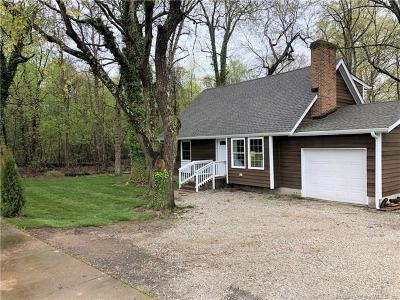 Single Family Home For Sale: 4095 Centerville Road