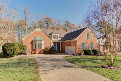Kingsmill, Fords Colony, Governors Land Single Family Home For Sale: 3001 South Freeman Road