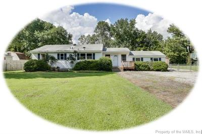 Gloucester Single Family Home For Sale: 8153 Highview Drive