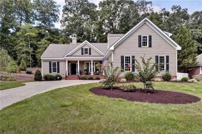 Williamsburg VA Single Family Home Sold: $480,000