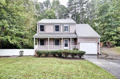 Williamsburg Single Family Home For Sale: 125 Brookhaven Drive