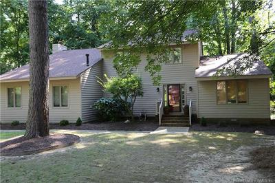 Williamsburg Single Family Home For Sale: 237 Tutters Neck