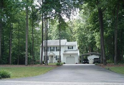New Kent County Single Family Home For Sale: 3355 Holly Woods Court