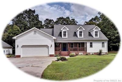 Williamsburg Single Family Home For Sale: 2990 Monticello Avenue