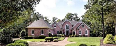 Williamsburg Single Family Home For Sale: 2816 Lawnes Creek Road