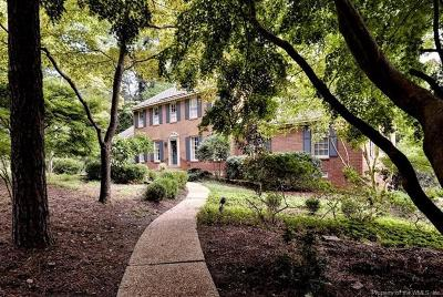 Kingsmill Single Family Home For Sale: 43 Whittakers Mill Road