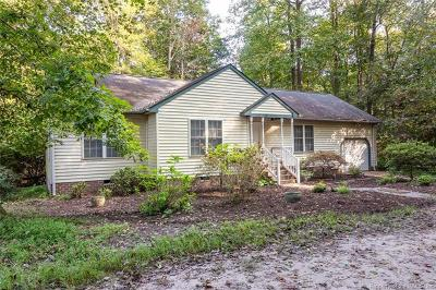 Single Family Home For Sale: 4896 Riverview Road