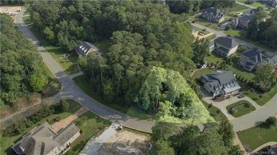 Williamsburg VA Residential Lots & Land For Sale: $295,000