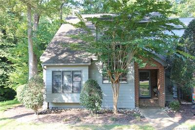 Charles City County, Isle Of Wight County, James City County, Surry County, York County Condo/Townhouse For Sale: 316 Archer's Mead