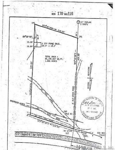 Williamsburg Residential Lots & Land For Sale: 4803 John Tyler Highway