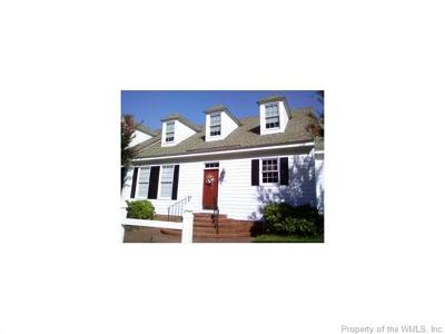 Williamsburg, Toano, Norge, Providence Forge Rental For Rent: 214 Par Drive