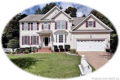 York County Single Family Home For Sale: 104 Outrigger Court