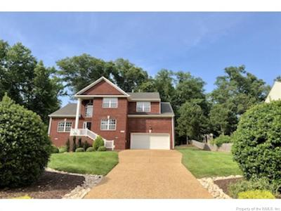 Single Family Home For Sale: 2801 Durfeys Mill Road