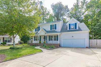 Yorktown Single Family Home For Sale: 710 Robin Hood Drive
