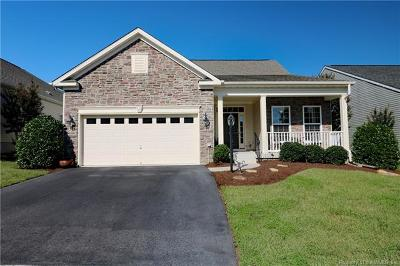 Single Family Home For Sale: 4116 Wiffet Way