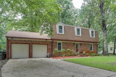 York County Single Family Home For Sale: 602 Old Dominion Road