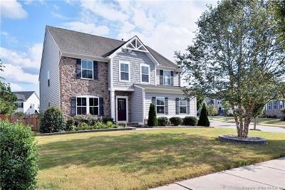 Williamsburg VA Single Family Home For Sale: $425,000
