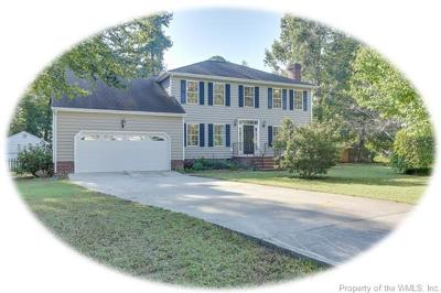 New Kent Single Family Home For Sale: 301 Cove Court