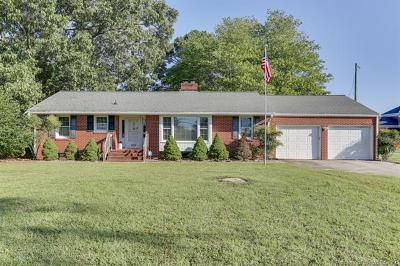 Yorktown Single Family Home For Sale: 1105 Yorktown Road