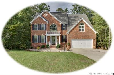 Single Family Home For Sale: 9444 Ottoway Court