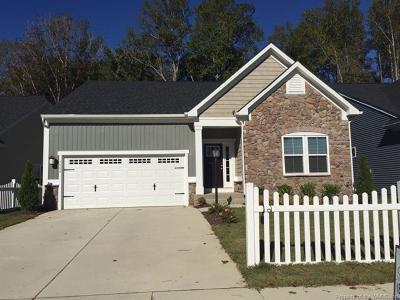 Single Family Home For Sale: 7504 Wicks Road