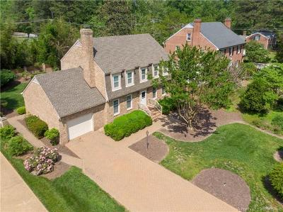 Single Family Home For Sale: 718 College Terrace
