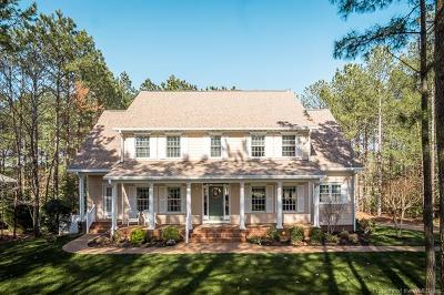 New Kent County Single Family Home For Sale: 4968 College Green Lane