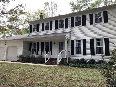 Williamsburg Single Family Home For Sale: 118 Tanbark Lane