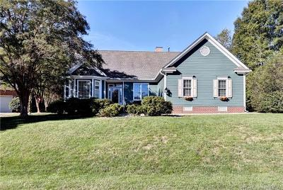 Single Family Home Sold: 128 Warwick Hills