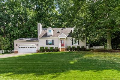 New Kent County Single Family Home For Sale: 7469 Shoreline Drive