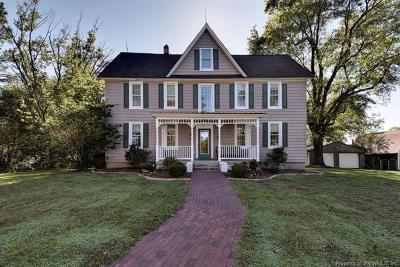 Williamsburg Single Family Home For Sale: 327 Farmville Lane