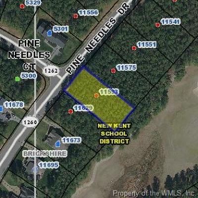 Residential Lots & Land For Sale: 11593 Pine Needles Drive