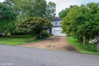 Williamsburg VA Single Family Home For Sale: $329,900