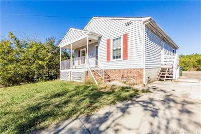 Single Family Home For Sale: 121 Messick Road