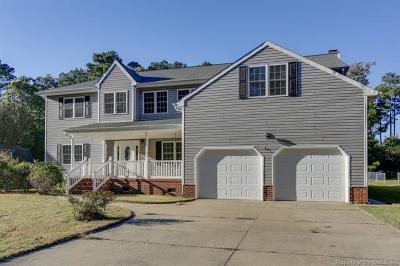 York County Single Family Home For Sale: 301 Claxton Creek Road