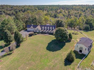 Hanover Single Family Home For Sale: 14240 Mill Creek Drive