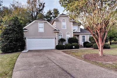 Hampton Single Family Home For Sale: 6 Baccus Court